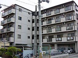 735柳ビル[302号室]の外観