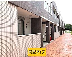 仮)和田新築アパート[1階]の外観