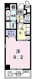 グレース 高田[3階]の間取り