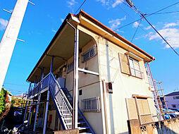 コーポ北斗[1階]の外観