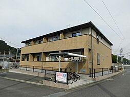 福岡県北九州市小倉南区下南方2丁目の賃貸アパートの外観