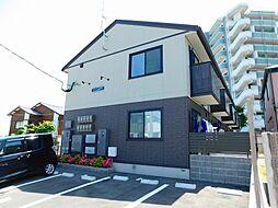 福岡県北九州市八幡東区祇園原町の賃貸アパートの外観