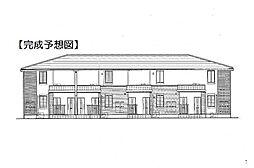 大阪府和泉市室堂町の賃貸アパートの外観