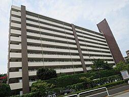 烏山南住宅[9階]の外観