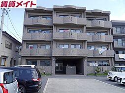 三重県四日市市石塚町の賃貸マンションの外観