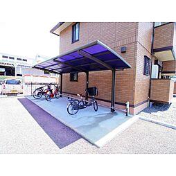 静岡県静岡市駿河区豊田2丁目の賃貸アパートの外観