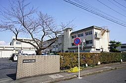 早田小学校まで徒歩約11分。(約850m)