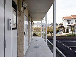 兵庫県赤穂市六百目町の賃貸アパートの外観