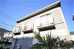 神奈川県横浜市緑区東本郷6丁目の賃貸アパートの外観