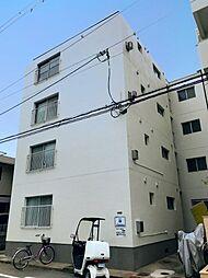 茜マンション[2階]の外観