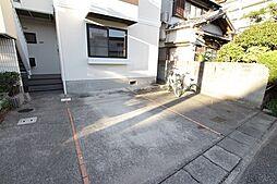 兵庫県西宮市熊野町の賃貸アパートの外観