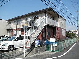 ハイツ伊藤[1階]の外観