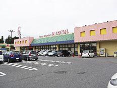 カスミテクノパーク桜店(2620m)