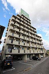 広島県広島市安佐南区東野1丁目の賃貸マンションの外観