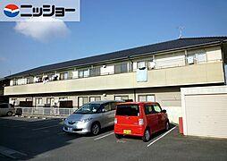 蔵子サニーコート[1階]の外観