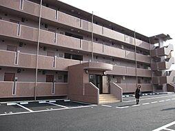 静岡県三島市青木の賃貸マンションの外観