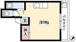 中村日赤駅 3.5万円