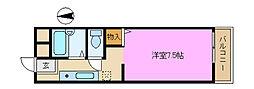 セティオ2番館[2階]の間取り