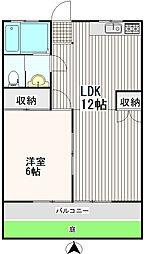 東小金井駅 6.8万円