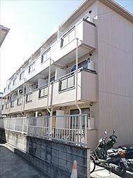 埼玉県草加市瀬崎2の賃貸マンションの外観