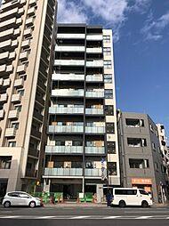 新築 アートヴィラージュ亀戸[10階]の外観