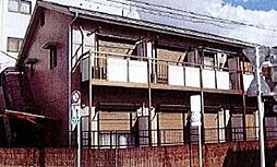 ウッドベリー[2階]の外観