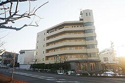 レジデンス富士森[3階]の外観