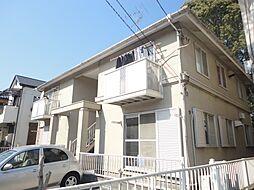 千葉県千葉市中央区弁天3丁目の賃貸アパートの外観
