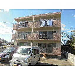静岡県浜松市西区伊左地町の賃貸マンションの外観