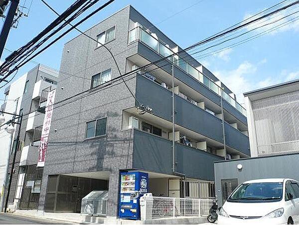 シリウス横濱[305号室]の外観
