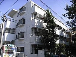 東京都世田谷区喜多見9丁目の賃貸マンションの外観