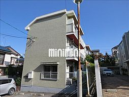 愛知県名古屋市千種区東山元町1丁目の賃貸マンションの外観