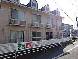 TOKIWAハイツ[2階]の外観