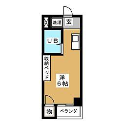 尾頭橋駅 3.3万円