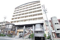 愛知県名古屋市緑区鳴海町字上汐田の賃貸マンションの外観