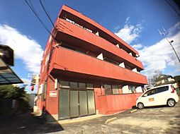 千葉県我孫子市柴崎の賃貸マンションの外観