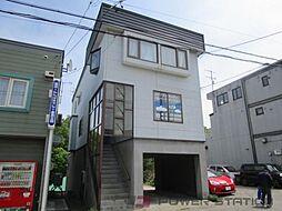五十嵐アパート[1階]の外観