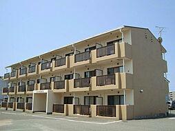 コーポ三沢II[1階]の外観