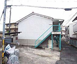 京都府京都市左京区上高野隣好町の賃貸アパートの外観