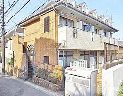 神奈川県川崎市多摩区南生田7丁目の賃貸アパートの外観