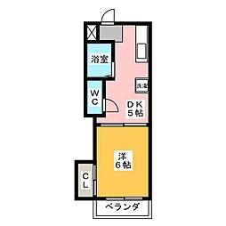 FURUSAWAビル[2階]の間取り