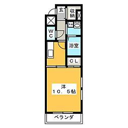 近鉄富田駅 5.5万円