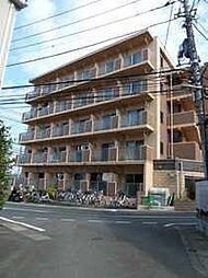 神奈川県川崎市多摩区長尾7丁目の賃貸マンションの外観