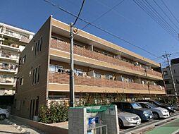 埼玉県蕨市南町2丁目の賃貸マンションの外観