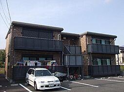 静岡県富士宮市淀師の賃貸アパートの外観