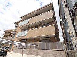 大阪府吹田市穂波町の賃貸アパートの画像