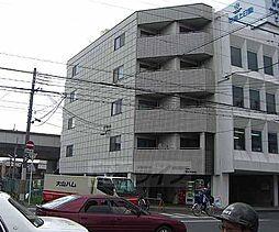京都府京都市右京区花園藪ノ下町の賃貸マンションの外観
