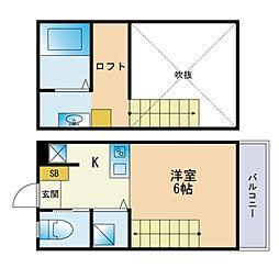 下山門駅 3.9万円