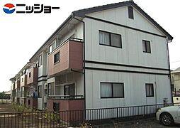 オアシス中央C棟[1階]の外観