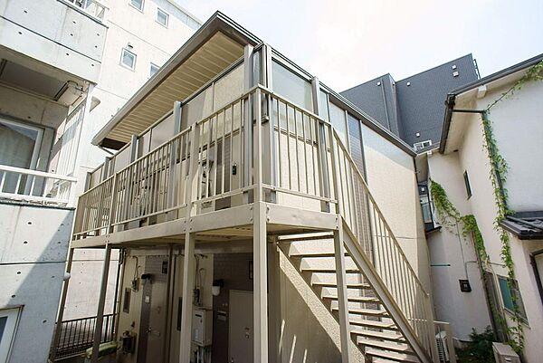 レジデンス六角橋 1階の賃貸【神奈川県 / 横浜市神奈川区】